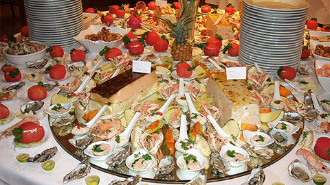 Winterbrunch - Salons Notredame